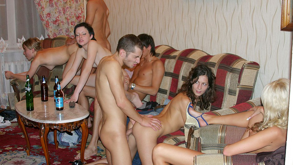 Take A Look At Really Horny Actual School Orgy Vid